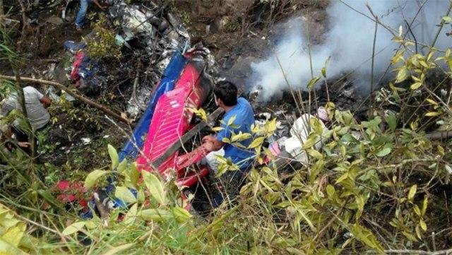 Fishtail air crash 4