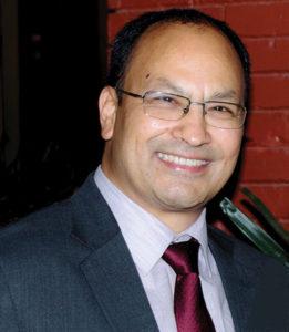 Ranjan Kumar Shrestha, Senior Programme Manager at EU.