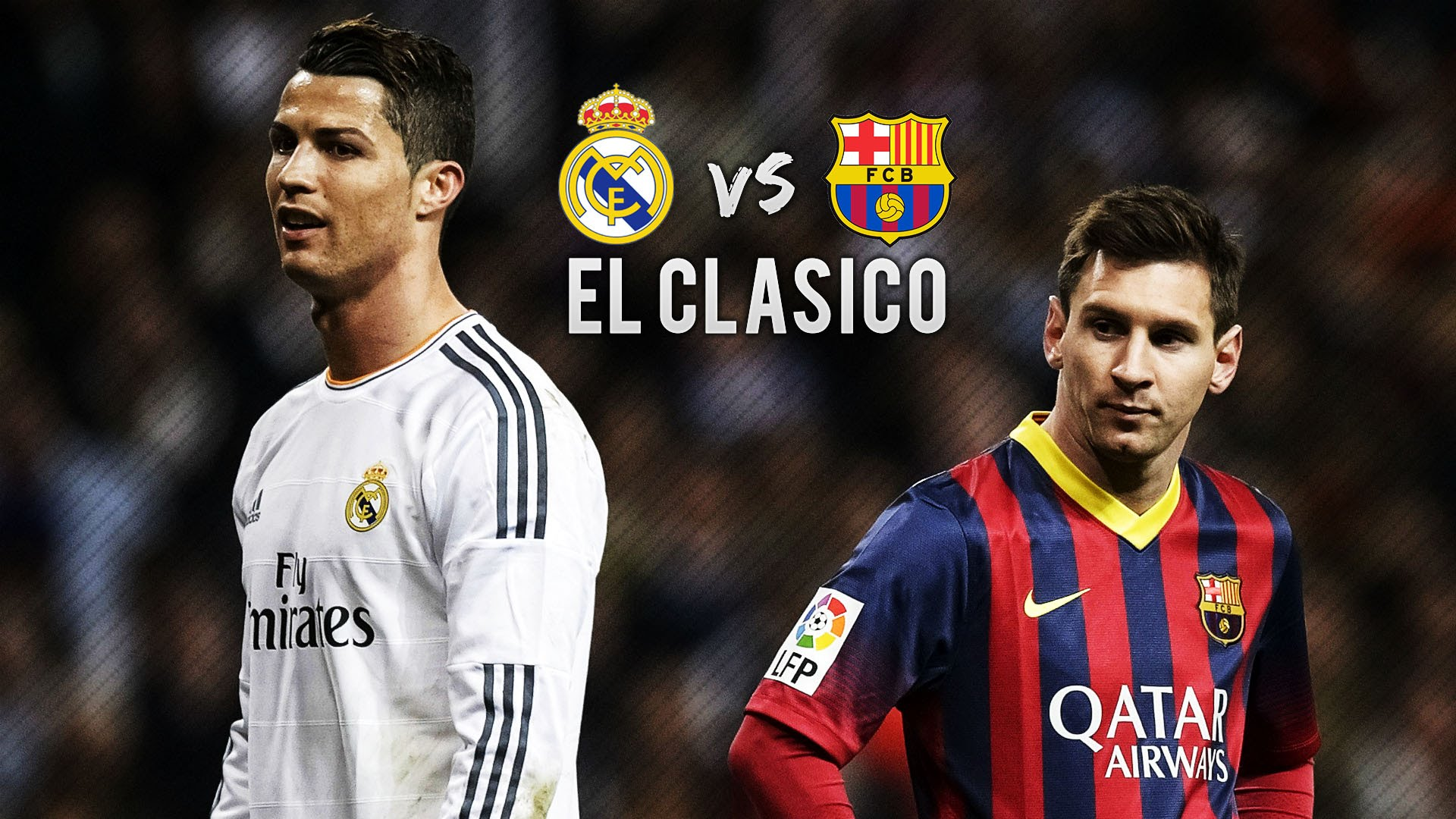 The Biggest Football Match Of The Year Barcelona Vs Real Madrid