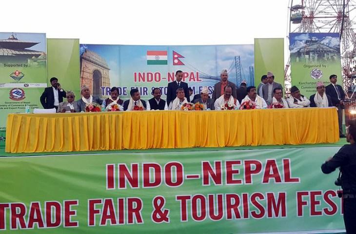 First Nepal India Trade Fair Going On In Uttarakhand Glocal Khabar