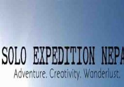 SOLO EXPEDITION NEPAL 2018- Glocal Khabar