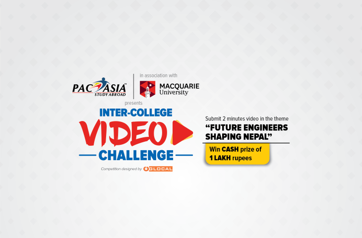 Inter-College Video Challenge- Glocal Khabar