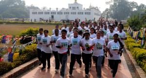 Lumbini Peace Marathon- Glocal Khabar