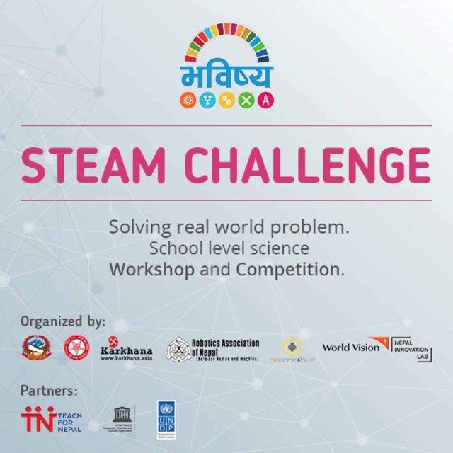 STEAM Challenge MOST- Glocal KhabarSTEAM Challenge MOST- Glocal Khabar