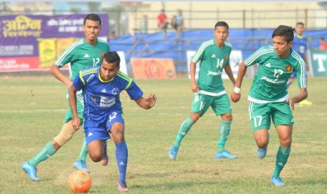 Tilottama Football Gold Cup- Glocal Khabar