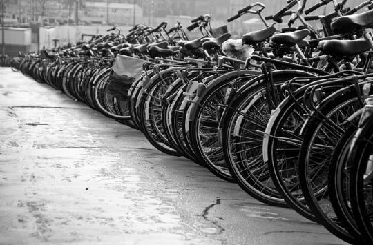 Free bicycle distribution- Glocal Khabar