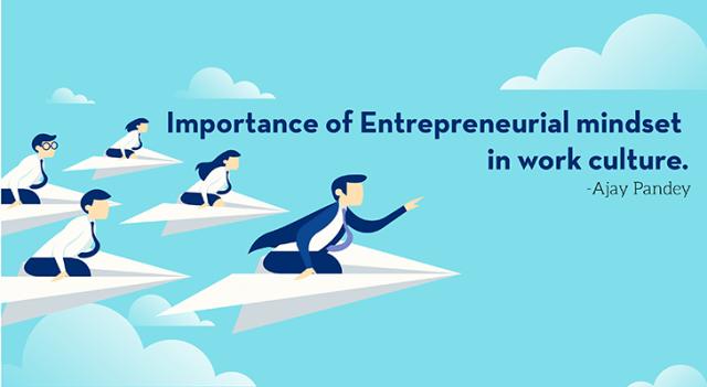 entrepreneurial mindset- Glocal Khabar