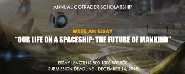 CGTRader Scholarship 2018 calls for essays