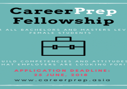 Applications open for CareerPrep Fellowship Cohort 2