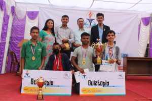 The Sharpeners Nepal organizes 'Quiztopia-2018' successfully