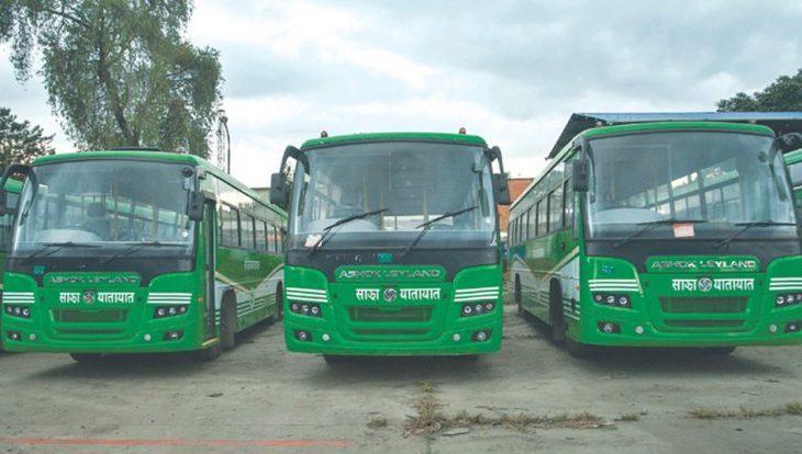 24 more buses to join the fleet at Sajha Yatayat