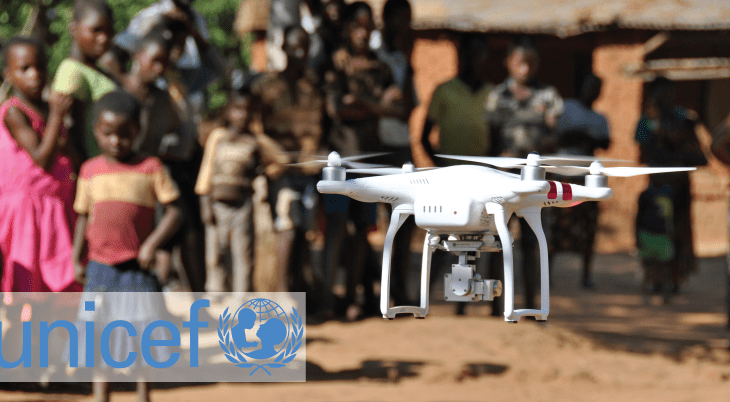UNICEF Innovation Fund calls for drone technology startups