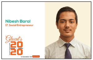Nibesh Baral : An innovative social entrepreneur