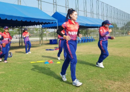 NeNepalese women cricket team