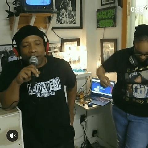 Glocawear Radio Show (every Thurs 8-10pm) on Glocawear.com