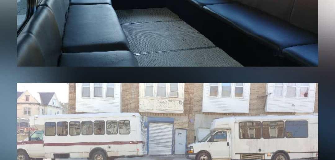 Glocawear Transportation Bus