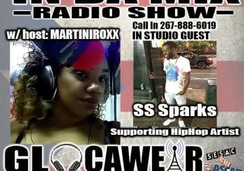 "Highlights ~ Check out @iamsssparks_ on ""InDaMix Radio"