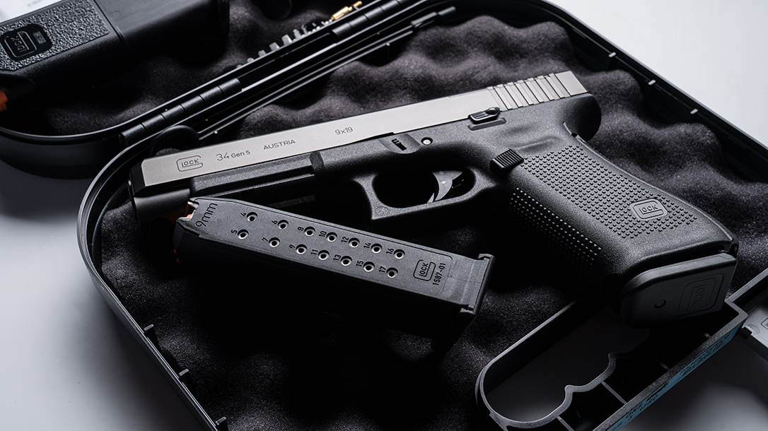 Differences between Gen 4, Gen 5, and FBI M pistols – The
