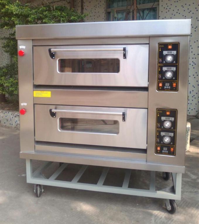 Mesin Oven Deck Roti