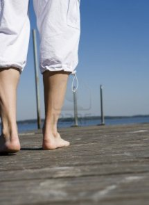 Feet Hurt When Walking Barefoot