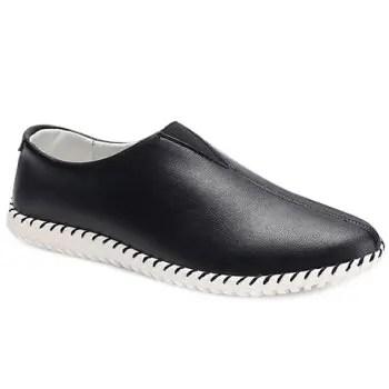 Slip On Design Leather Shoes For Men