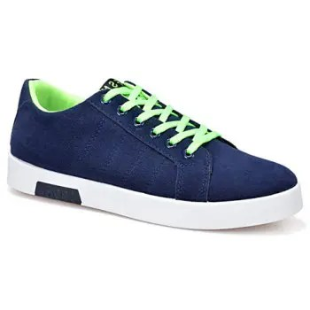 Lace Up Design Sneakers For Men