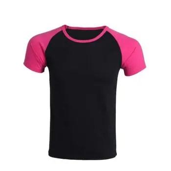 Round Neck Raglan Sleeve T Shirt