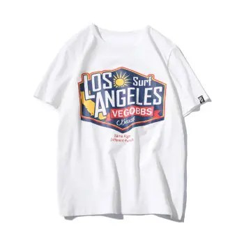 Loose Letter Print Graphic T shirt