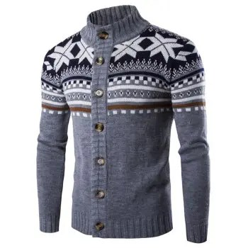 Christmas Knitted Cardigan