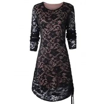 Tunic Lace Dress