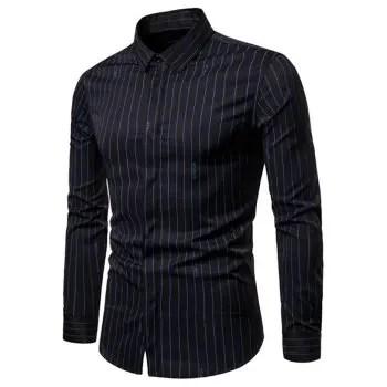 Striped Printed Shirt