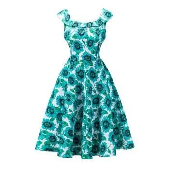 Summer Pretty Vestidos Famale Elegant Pleated Dress Sleeveless Vest Mini Dress