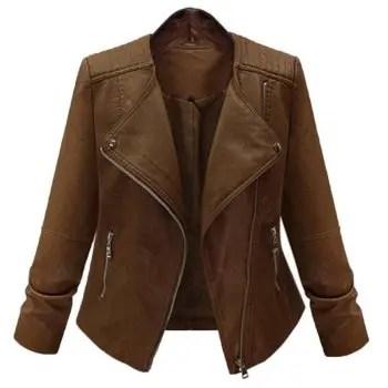 Plus Size Women s Locomotive Leather Suit