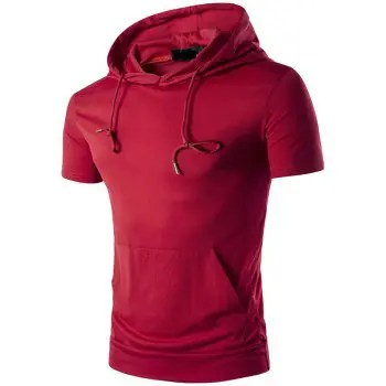 Fashion Hooded Men s Casual Sweater