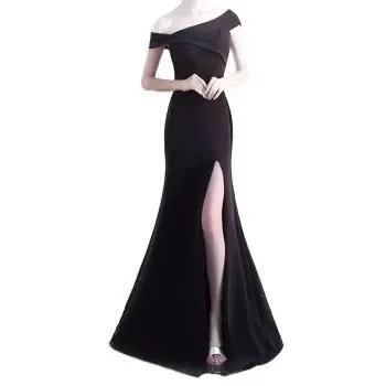 Evening Party Dress Banquet Dress Long Dress Slim Dress