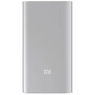 Original Xiaomi 5000mAh Mobile Li-Polymer Battery Power Bank Portable Charger