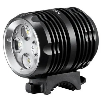 Gearbest Nitefighter BT40S Cree XP-G2 Neutral White LED Bicycle Light - BLACK Super Bright 1600 Lumens