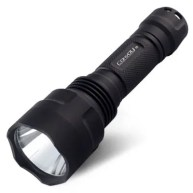 Convoy C8 Cree XML2 U2 - 1B 7135 x 8 8 - Mode 960lm Highlight LED White Flashlight ( 1 x 18650 )