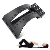 Spine Relax Pain Relief Lumbar Support Back Massage Stretcher