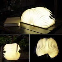 Flip Book LED Nightlight