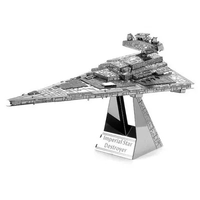 Imperial Star Destroyer Metal 3D Puzzle