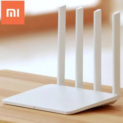 English Version Xiaomi Mi WiFi Router 3 - 128MB WHITE