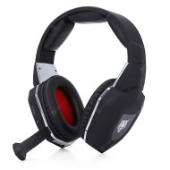 HC - S2039 Wireless 2.4GHz Stereo Gaming Headsets with Mic