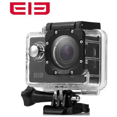 Original Elephone ELE Explorer 4K Ultra HD WiFi Action Camera - BLACK
