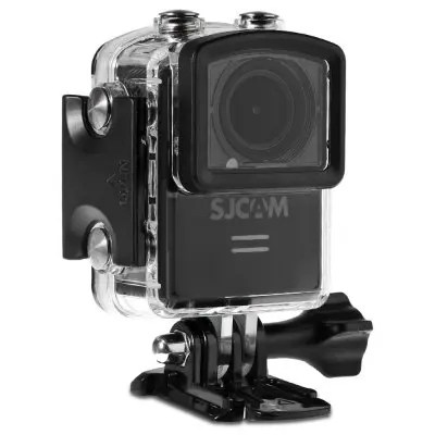 Original SJCAM M20 2160P 16MP 166 Adjustable Degree WiFi Action Camera Sport DV Recorder - BLACK