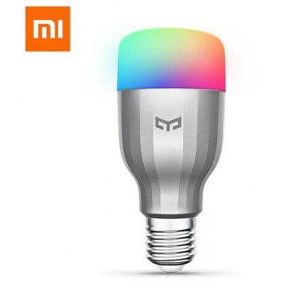 Xiaomi Yeelight AC220V RGBW E27 Smart LED Bulb
