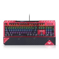AULA F2030 NKRO Mechanical Keyboard Supporting Colorful Backlight