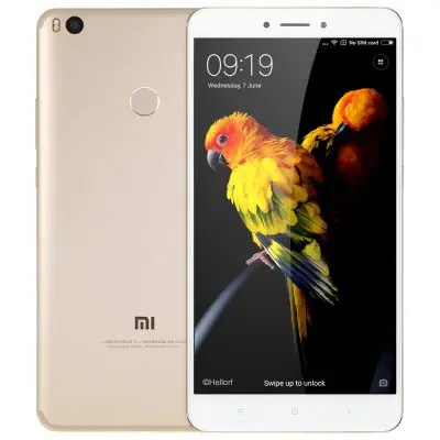 Gearbest Xiaomi Mi Max 2  -  INTERNATIONAL VERSION
