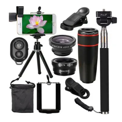 10-in-1 Mobile Photography Kits