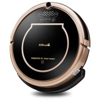 Haier XShuai T370 Robotic Vacuum Cleaner Automatic Remote Control Cleaning Robot for Pet Dog Cat Hair